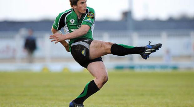 Ian Keatley was in impressive form for Connacht in France on Saturday.