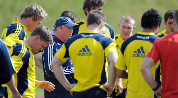 There are likely to be plenty of changes at Munster in the wake of their Heineken Cup exit at the hands of Toulon.