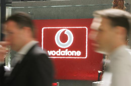 Vodafone added 1.6pc in London as investors await a deal for the British firm to dispose of its 44pc stake in French mobile operator SFR. Photo: Getty Images