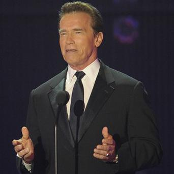 Arnold Schwarzenegger is eyeing up a new film role
