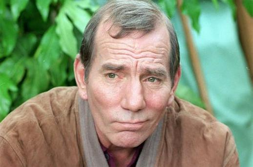 Pete Postlethwaite: died last month after a battle with cancer