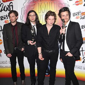 Kings of Leon have rescheduled their cancelled London gig