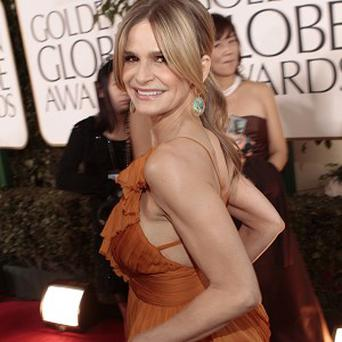 Kyra Sedgwick will play a mum in a new horror-thriller movie