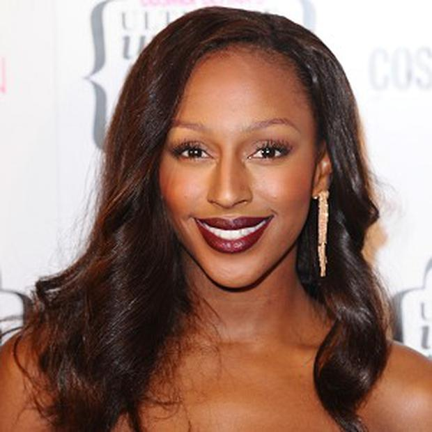 Alexandra Burke wants to perform on the summer festival circuit