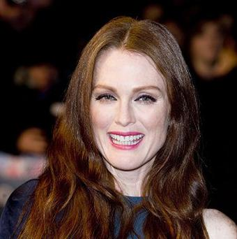 Julianne Moore is being honoured with a Hasty Pudding award