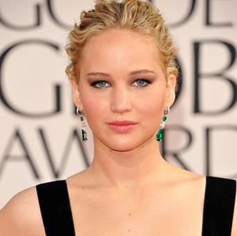 Jennifer Lawrence spent eight hours a day in bodypaint