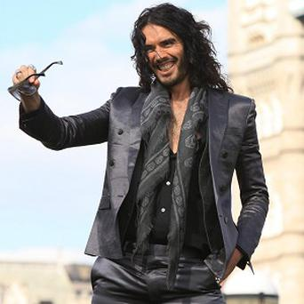 Russell Brand may star in Rock of Ages