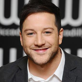 X Factor winner Matt Cardle is looking forward to working on his album