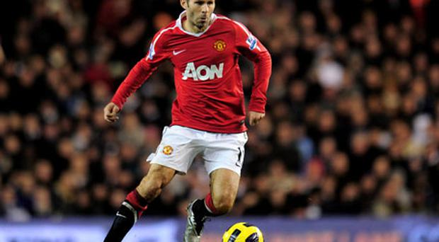 Ryan Giggs Photo: Getty Images