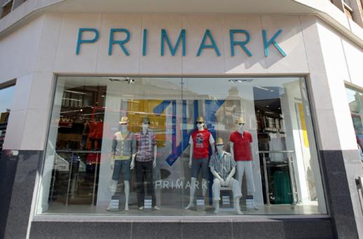 ABF said sales at Primark rose 12pc in the period under review, despite the bad weather that hit other retailers. Photo: Getty Images