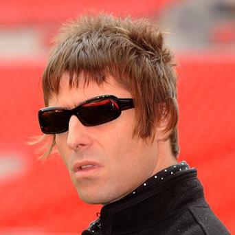 Liam Gallagher said a fan once snorted his dandruff