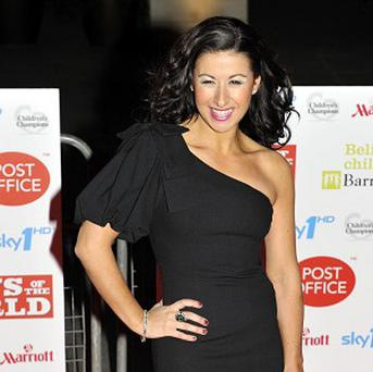 Hayley Tamaddon was a big Vanilla Ice fan as a youngster