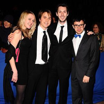 The cast of The Inbetweeners promise lots of laughs in their upcoming film