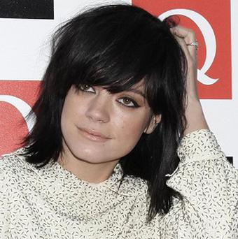 A song by Lily Allen is among suggested listening for churchgoers preparing for Easter