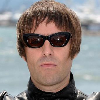 Liam Gallagher says he's not good with words