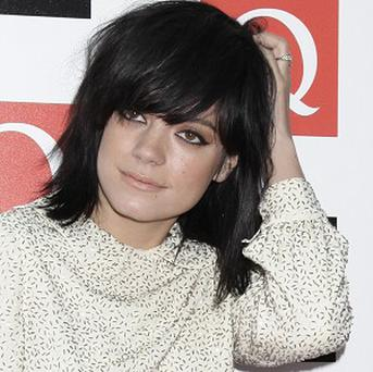 Lily Allen's The Fear has been suggested as good listening material for churchgoers during Lent