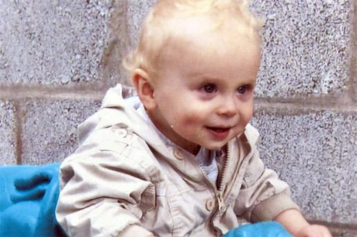 Patrick Michael O'Loughlin was just 21 months old when he died of sudden infant death syndrome at his creche, Little Treasures, in Dooradoyle, Co Limerick.