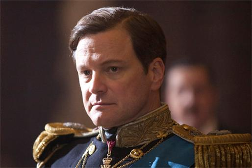 Colin Firth: star of 'The King's Speech'