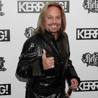 Vince Neil has pleaded guilty to driving under the influence