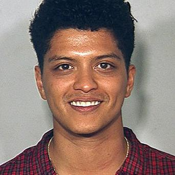 Bruno Mars was arrested in September after a Las Vegas nightclub performance