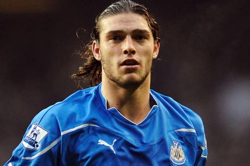 Andy Carroll has been signed to replace Fernando Torres at Liverpool. Photo: Getty Images