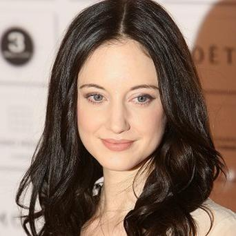 Andrea Riseborough took tea with Madonna