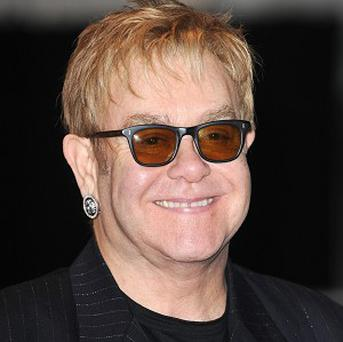 Sir Elton John said his father never attended one of his concerts