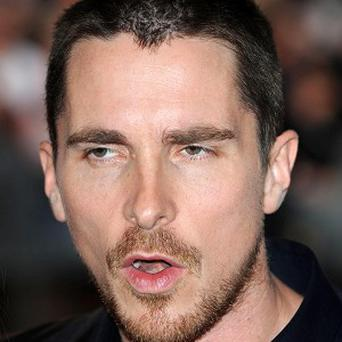 Christian Bale has topped a poll for the most extreme movie role