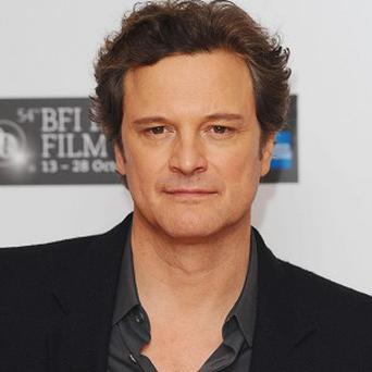 Colin Firth said the stage manager had to tell him to get back on stage