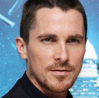 Christian Bale has been named the movie star who has suffered most for his art
