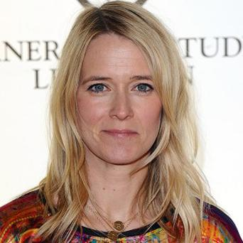 Edith Bowman says her son Rudy has a mature taste in music