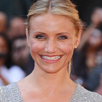 Cameron Diaz is reportedly set to star alongside Colin Firth in Gambit