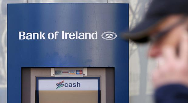 Bank of Ireland has already raised €700m through convincing lenders who owned a separate batch of risky debts to sign up for a similar exchange programme in December. Photo: Getty Images