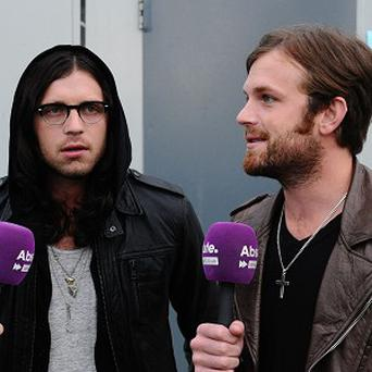 Nathan Followill, pictured with his brother Caleb, needs surgery