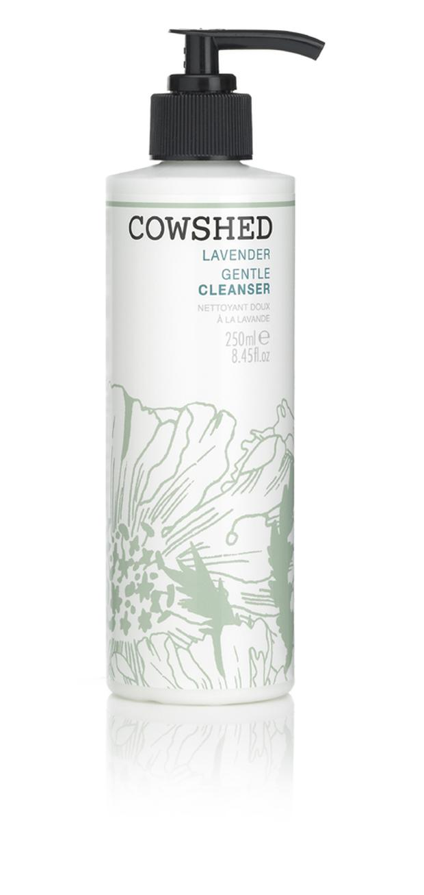 Lavender Gentle Cleanser by Cowshed