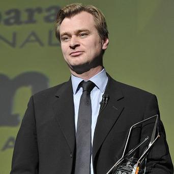 Christopher Nolan says there's no master plan when he's writing for films