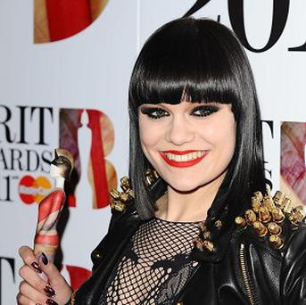 Jessie J has scored her first number one hit