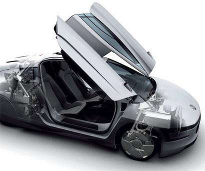 The classy VW XL1claims it can do London to Marseille on just two gallons of diesel.