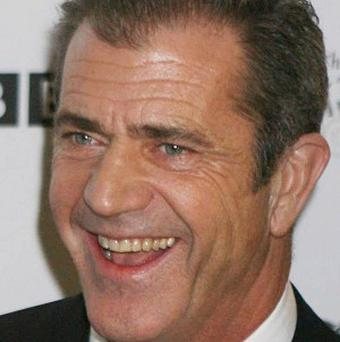 Mel Gibson's new film features a beaver hand puppet