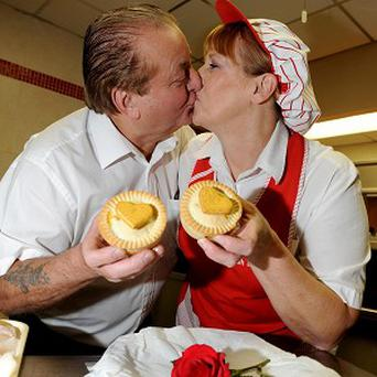 The Aphro-piety has been developed by Accrington-based Holland's Pies