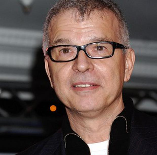 Tony Visconti, producer for Bolan, Bowie and Morrissey