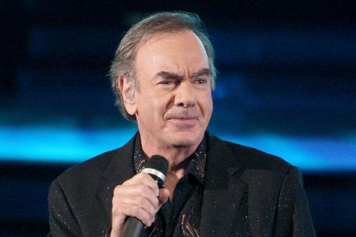 Neil Diamond is going to play the Aviva. Photo: Getty Images