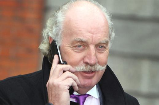 Dermot Desmond: Out of the race to buy AIB Investment Managers. Photo: Tom Burke