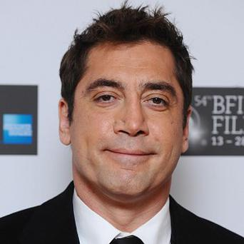 Javier Bardem says he's grateful for Julia Roberts' support