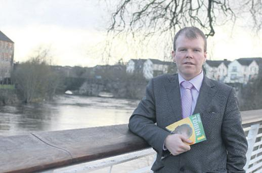 Councillor Peadar Toibin believes it is important to have economic know-how as a candidate