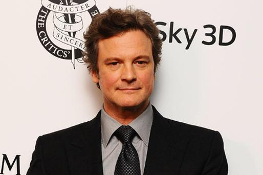 Colin Firth has landed another award for his role in The King's Speech. Photo: PA