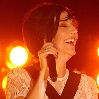 Sharleen Spiteri will play with Texas after a two-year break