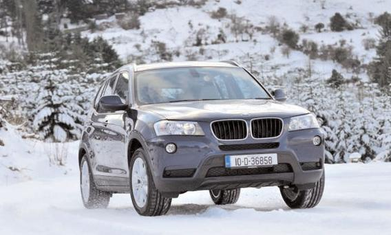 COLD COMFORT: The new X3 is better than its old version but still leaves a lot to be desired