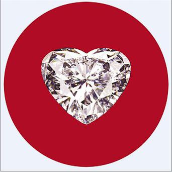 The 56-carat, heart-shaped diamond is expected to fetch up to 7.5 million pounds