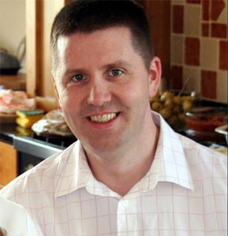 Brendan McAleese, 39, the cousin of President Mary McAleese's husband Martin. Photo: PA